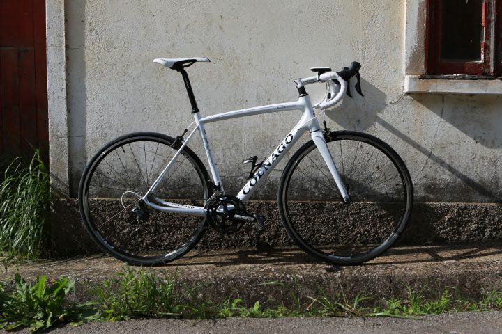 Colnago Bicycle to hire in the algarve
