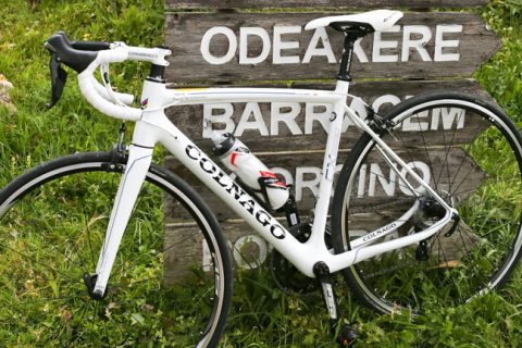 colnago bike hire
